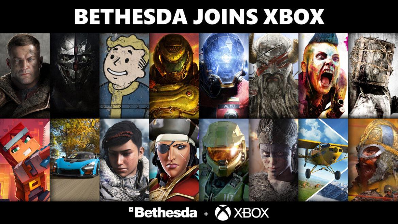 Microsoft oficializó la compra de Bethesda, creador de Doom y Fallout