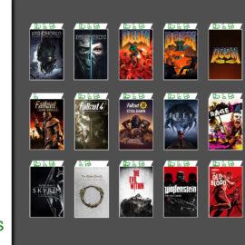 Xbox anunció los 20 juegos de Bethesda que se suman a Xbox Game Pass
