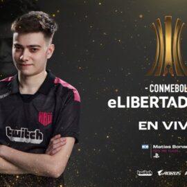 CONMEBOL eLibertadores de FIFA 21: Matías Bonanno es semifinalista en PlayStation 4