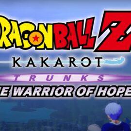 Dragon Ball Z: Kakarot tendrá su tercer DLC con Trunks como protagonista