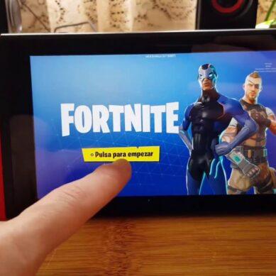 Fortnite optimizó los gráficos en su versión para Nintendo Switch