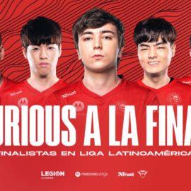 Furious Gaming clasificó a la gran final de la Liga Latinoamérica