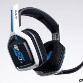 Astro A20, el nuevo auricular wireless de Logitech
