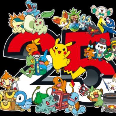 Pokémon cumple 25 años, en números:  la saga de Pikachu vendió 368 millones de juegos y más datos