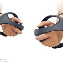 Sony presentó los joysticks hápticos para el nuevo PlayStation VR