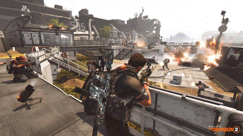 The Division 2, el éxito de Ubisoft, promete una gran actualización en 2021