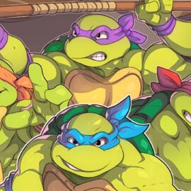 Las Tortugas Ninjas vuelven a los videojuegos en Shredder's Revenge