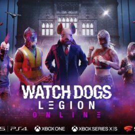 Watch Dogs: Legion recibe su esperado modo online