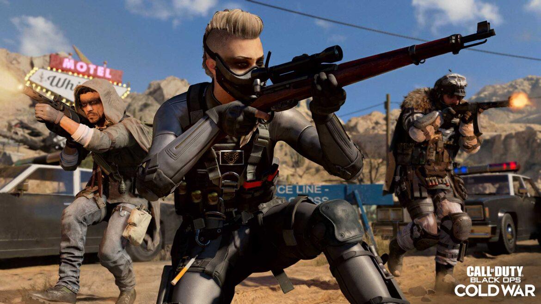 Nvidia incluyó la tecnología DLSS para Call of Duty: Warzone