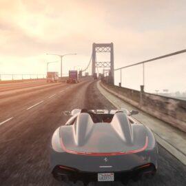GTA 5 a resolución 4K y con ray-tracing activado: un mod (pago) hace ver impresionante al juego