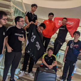 MSI: Infinity Esports en cuarentena y con nuevo patrocinador