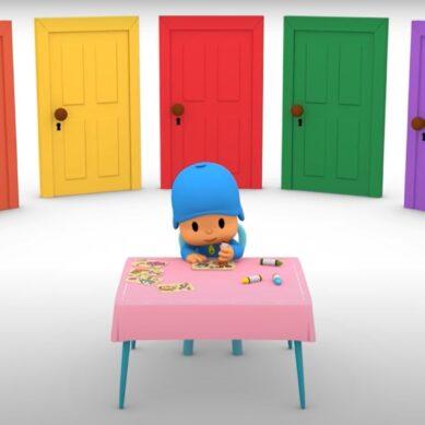 Pocoyó Party, el videojuego solidario y sostenible, llegó a PS4 y Nintendo Switch
