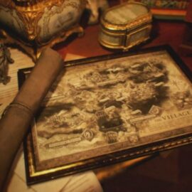Capcom mostró el mapa de Resident Evil Village y dio a conocer los primeros detalles del juego