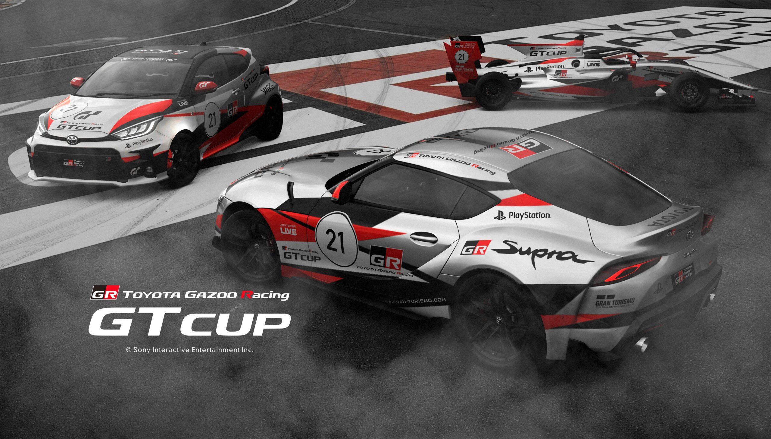 Gran Turismo Sport tiene un nuevo torneo: Toyota anunció la GAZOO Racing GT Cup 2021