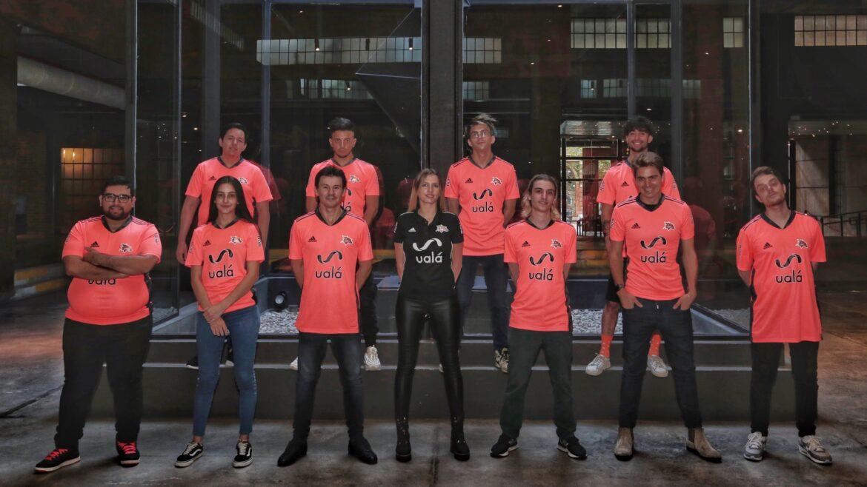 Ualá New Pampas: el equipo de Guillermo Coria presentó nuevo sponsor y camiseta