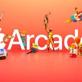 Apple Arcade actualizó su catálogo con más de 180 juegos