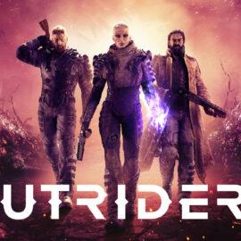 El shooter Outriders abrió un abril cargado de lanzamientos