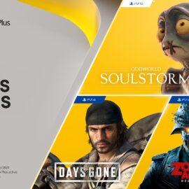 PlayStation Plus reveló los juegos gratuitos de abril para PS4 y PS5