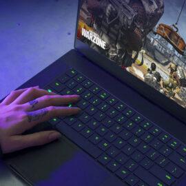 Cómo son las Razer Book y Blade 15, las nuevas notebooks para gamers