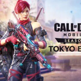 Call of Duty estrena Tokyo Escape: qué novedades llegaron al shooter mobile en la Temporada 3