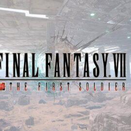 Square Enix se mete en los battle royale con Final Fantasy VII: The First Soldier