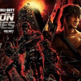 Los héroes de los 80 hacen su debut en Call of Duty: Warzone