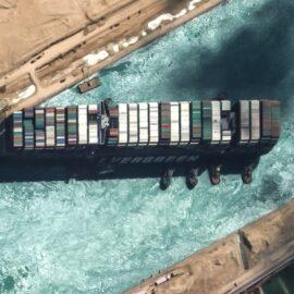 Nintendo Switch vio afectado su suministro por el atasco del barco del canal de Suez