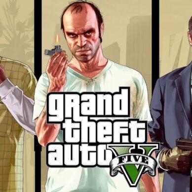 Grand Theft Auto V confirmó su llegada a PS5 y Xbox Series X/S