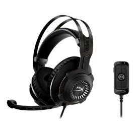 HyperX presentó a Cloud Revolver + 7.1, lo último en auriculares premium