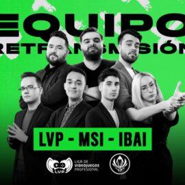 LVP suma a Ibai Llanos al equipo de narración del MSI 2021