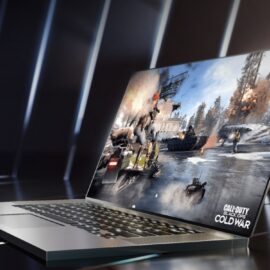 Nvidia lanzó sus nuevas notebook gamer: 3050 y 3050 Ti