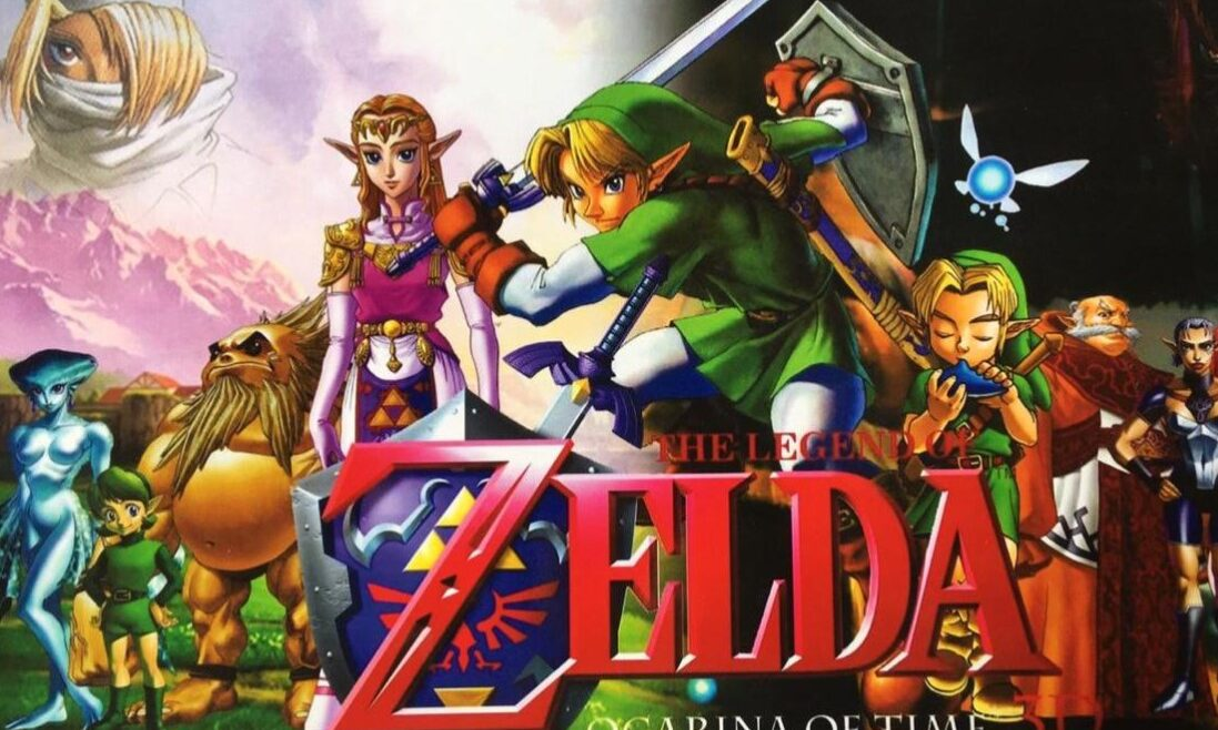 The Legend of Zelda: Ocarina of Time iba a tener portales