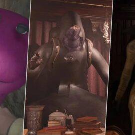 La demo de Resident Evil 8 Village en PC ya tiene sus mods: del dinosaurio Barney a algunos más prácticos