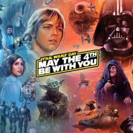 Star Wars Day: 3 juegos y acciones especiales para celebrar la fecha