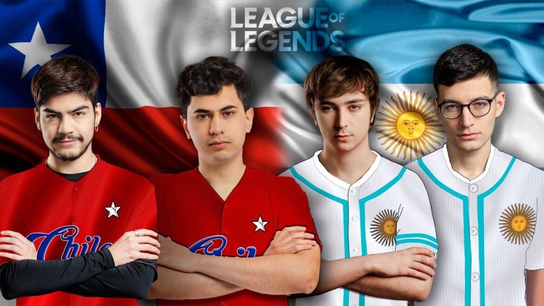 League of Legends: Argentina y Chile se enfrentán en el primer Superclásico de América
