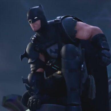 Batman Cero hace su debut en Fortnite
