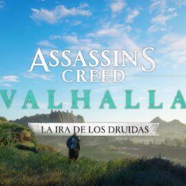 Lanzaron la Ira de los Druidas, la primera gran expansión de Assassin's Creed Valhalla