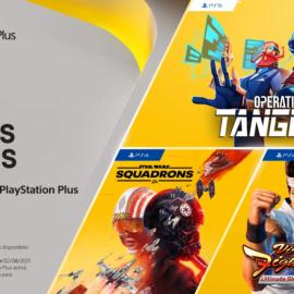 PlayStation Plus anunció los juegos de junio con Star Wars Squadrons como protagonista