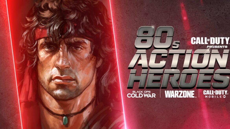 Nuevo tráiler de Call of Duty: Warzone con Rambo, Duro de Matar y nuevas locaciones