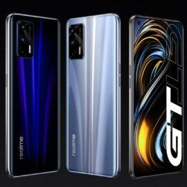 Cómo es el nuevo celular gamer Realme GT 5G