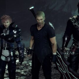 Square Enix en E3 2021: el origen de Final Fantasy, Babylon's Fall y más