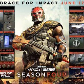 Call of Duty Black Ops: Cold War recibe la Temporada 4: todos los detalles del evento Ground Fall