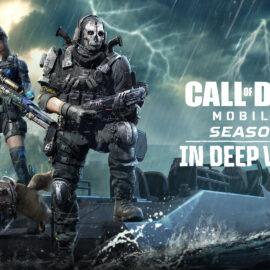 La nueva temporada de Call of Duty Mobile tendrá batallas náuticas