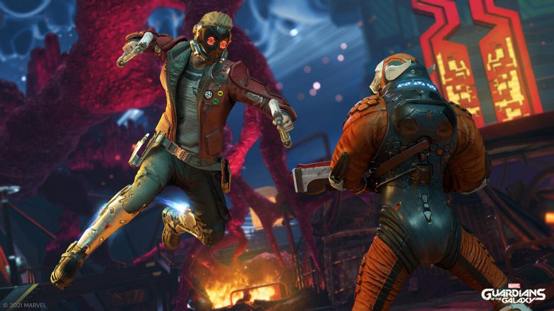E3 2021: Marvel's Guardians of the Galaxy, la gran sorpresa de Square Enix