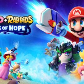 Nintendo y Ubisoft se unen para la secuela de Mario + Rabbids