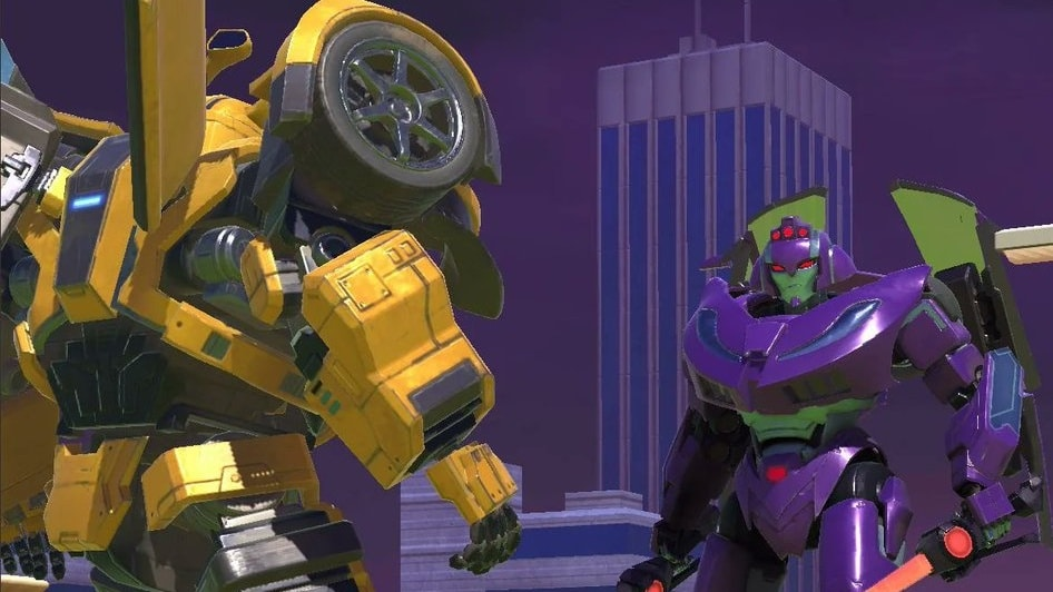 Anunciaron Transformers: Heavy Metal, de los creadores de Pókemon Go