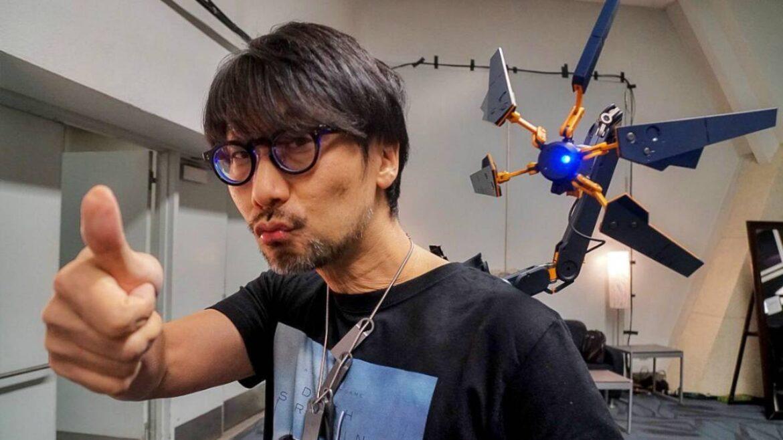 Sorpresa: Hideo Kojima confirmó su presencia en Summer Game Fest