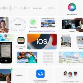 WWDC 21: Apple presentó sus nuevos sistemas operativos para iPhone, iPad, Apple Watch y MacBook