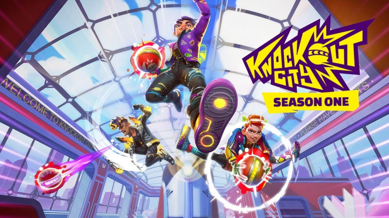 Knockout City se mantendrá gratuito hasta que los usuarios alcancen el nivel 25
