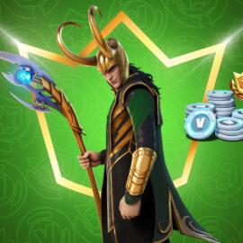 Loki hace su debut en Fortnite